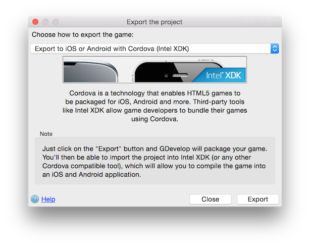 How to show ads with AdMob and Intel XDK [GDevelop wiki]