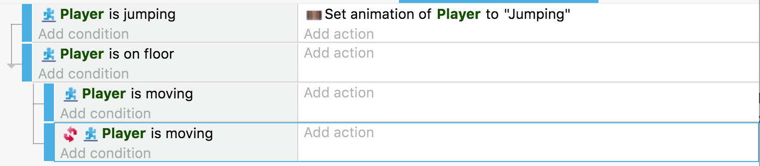How to make a platform game: player animations [GDevelop wiki]